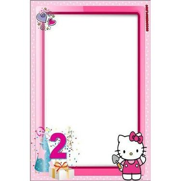 Ahşap Hello Kitty li magnet 0676